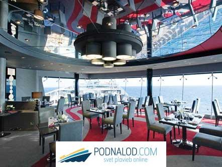 Msc Divina - Restauracia galaxy