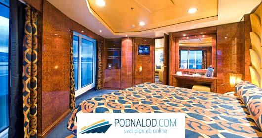 MSC Yacht Club Royal Suite